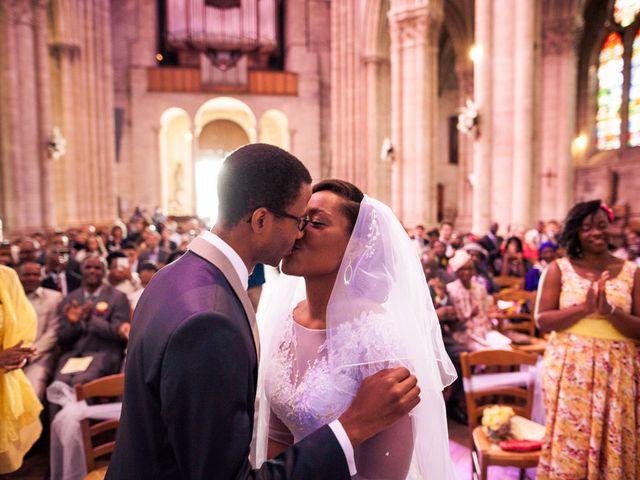 Le mariage de Ted et Bérénice à Lagny-sur-Marne, Seine-et-Marne 14