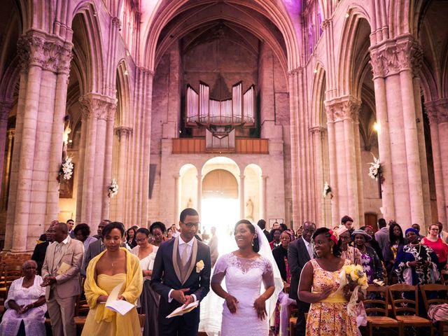 Le mariage de Ted et Bérénice à Lagny-sur-Marne, Seine-et-Marne 17