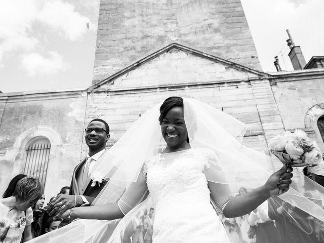 Le mariage de Ted et Bérénice à Lagny-sur-Marne, Seine-et-Marne 19