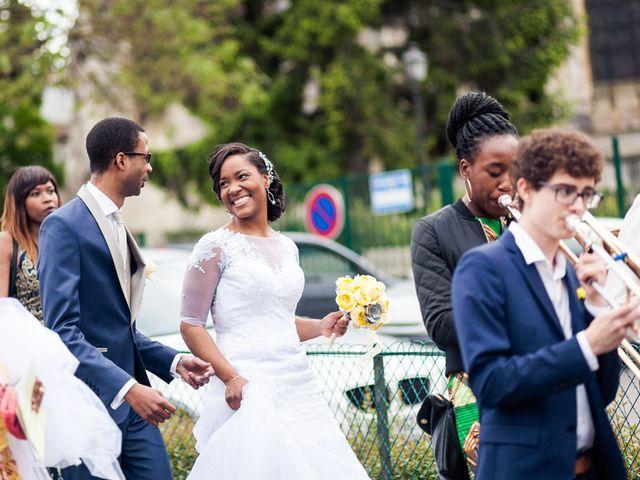 Le mariage de Ted et Bérénice à Lagny-sur-Marne, Seine-et-Marne 21