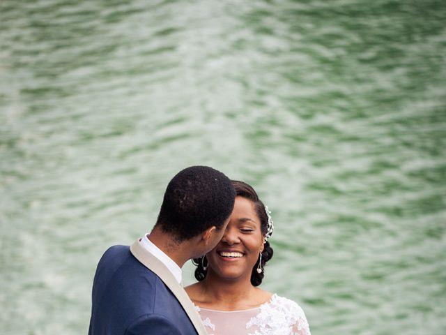 Le mariage de Ted et Bérénice à Lagny-sur-Marne, Seine-et-Marne 22