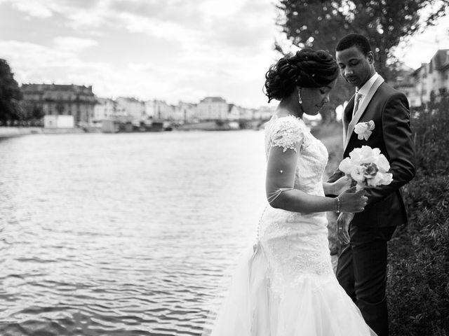 Le mariage de Ted et Bérénice à Lagny-sur-Marne, Seine-et-Marne 23