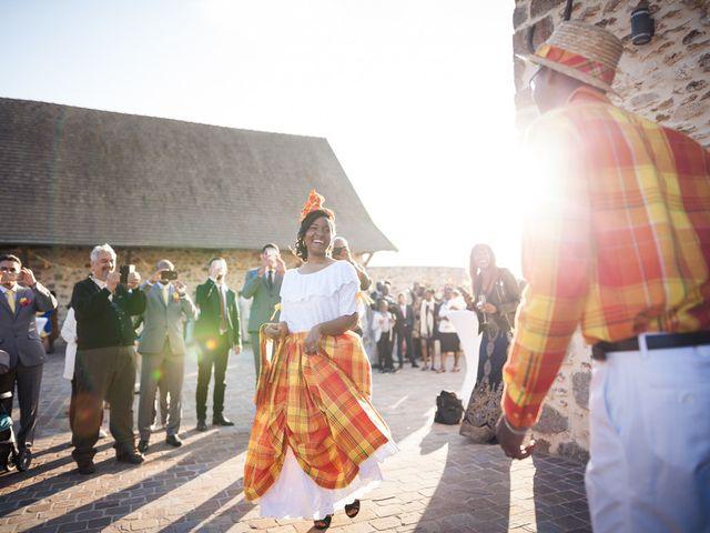 Le mariage de Ted et Bérénice à Lagny-sur-Marne, Seine-et-Marne 1