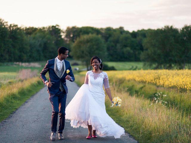 Le mariage de Ted et Bérénice à Lagny-sur-Marne, Seine-et-Marne 35