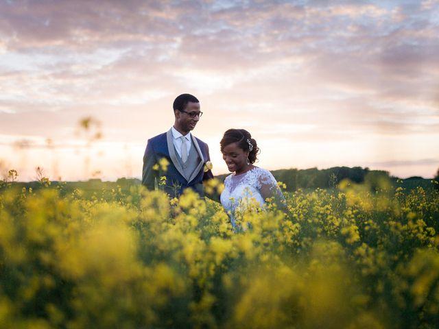 Le mariage de Ted et Bérénice à Lagny-sur-Marne, Seine-et-Marne 2