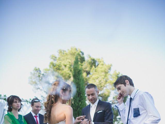 Le mariage de Christophe et Clémence à Brignoles, Var 12