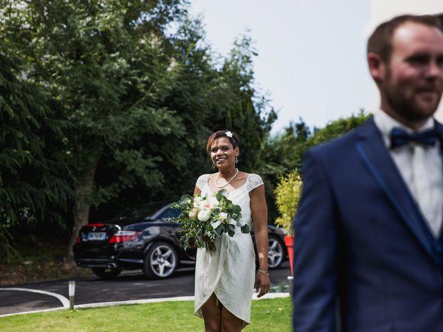 Le mariage de Léonard et Lucie à Colleville, Seine-Maritime 17