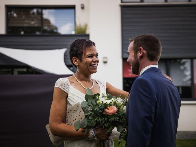 Le mariage de Léonard et Lucie à Colleville, Seine-Maritime 18