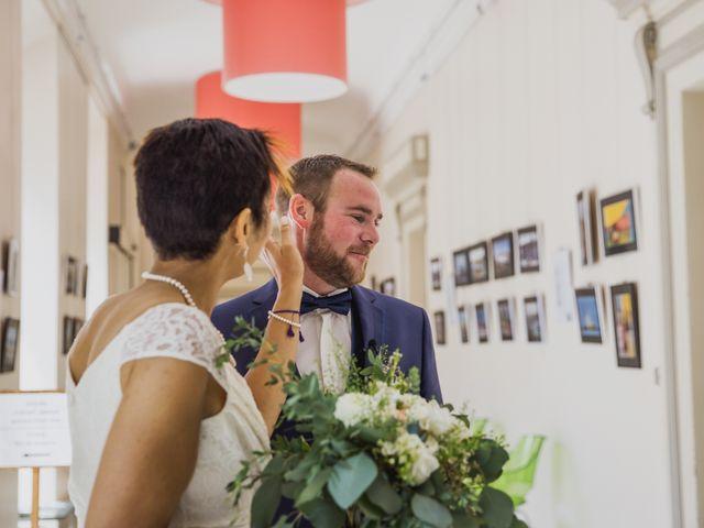 Le mariage de Léonard et Lucie à Colleville, Seine-Maritime 22