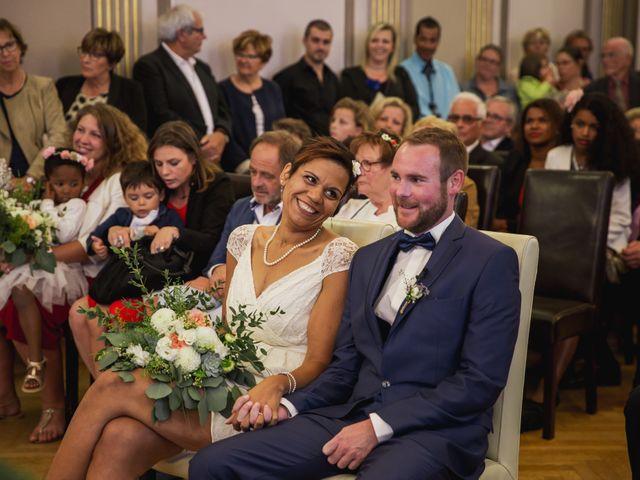 Le mariage de Léonard et Lucie à Colleville, Seine-Maritime 24