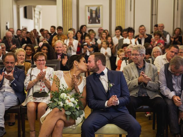 Le mariage de Léonard et Lucie à Colleville, Seine-Maritime 25