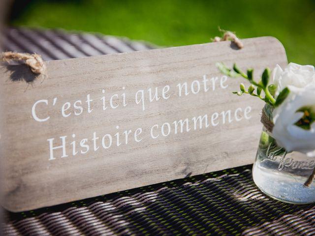 Le mariage de Léonard et Lucie à Colleville, Seine-Maritime 34