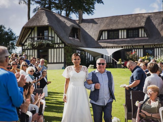 Le mariage de Léonard et Lucie à Colleville, Seine-Maritime 38