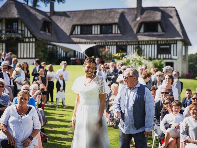 Le mariage de Léonard et Lucie à Colleville, Seine-Maritime 40
