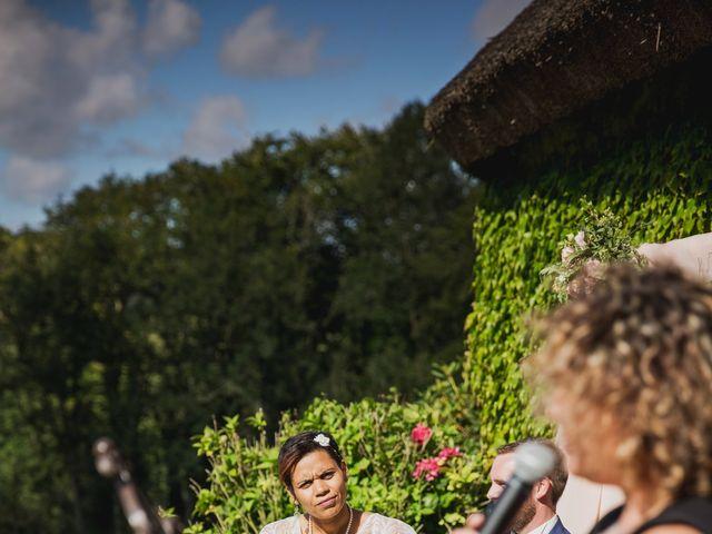 Le mariage de Léonard et Lucie à Colleville, Seine-Maritime 43