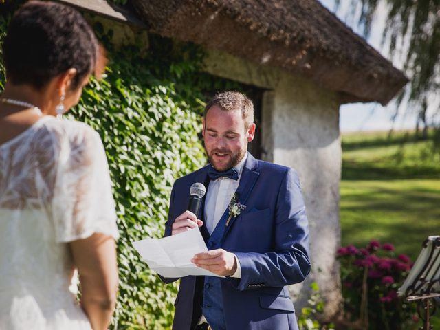 Le mariage de Léonard et Lucie à Colleville, Seine-Maritime 44