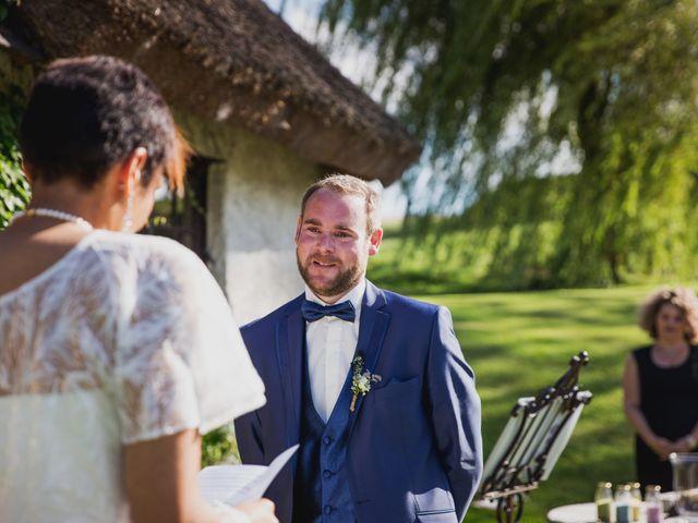 Le mariage de Léonard et Lucie à Colleville, Seine-Maritime 45