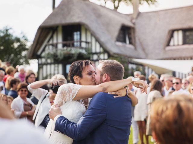 Le mariage de Léonard et Lucie à Colleville, Seine-Maritime 48