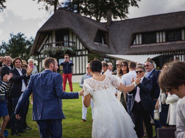 Le mariage de Léonard et Lucie à Colleville, Seine-Maritime 49