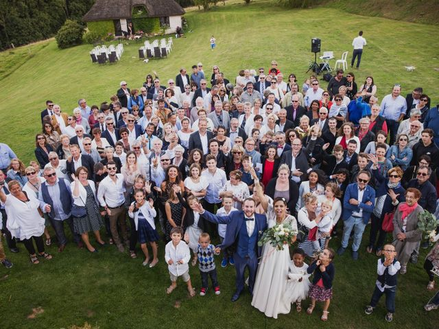 Le mariage de Léonard et Lucie à Colleville, Seine-Maritime 50