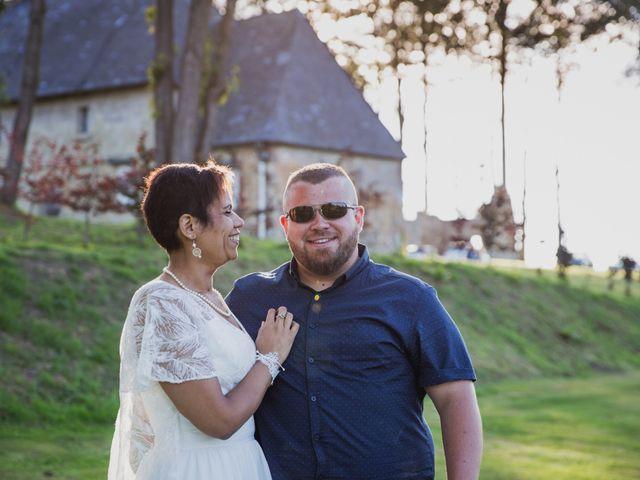 Le mariage de Léonard et Lucie à Colleville, Seine-Maritime 51