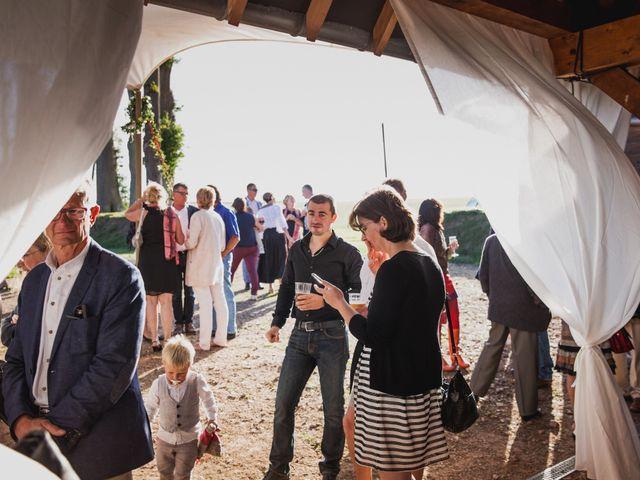 Le mariage de Léonard et Lucie à Colleville, Seine-Maritime 52