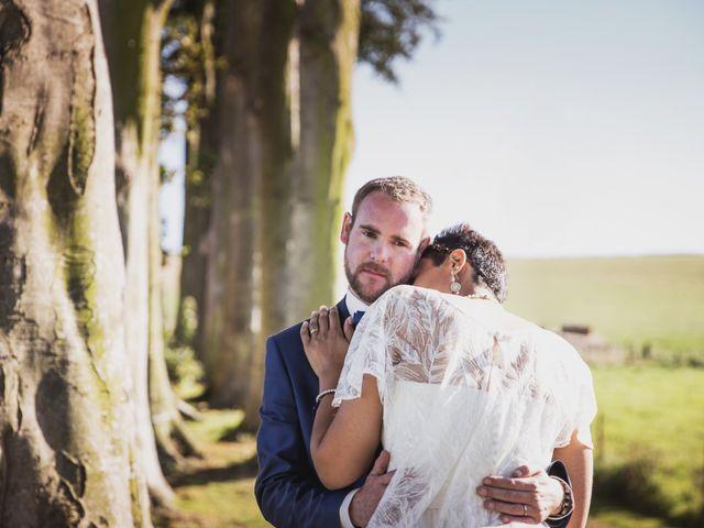 Le mariage de Léonard et Lucie à Colleville, Seine-Maritime 54