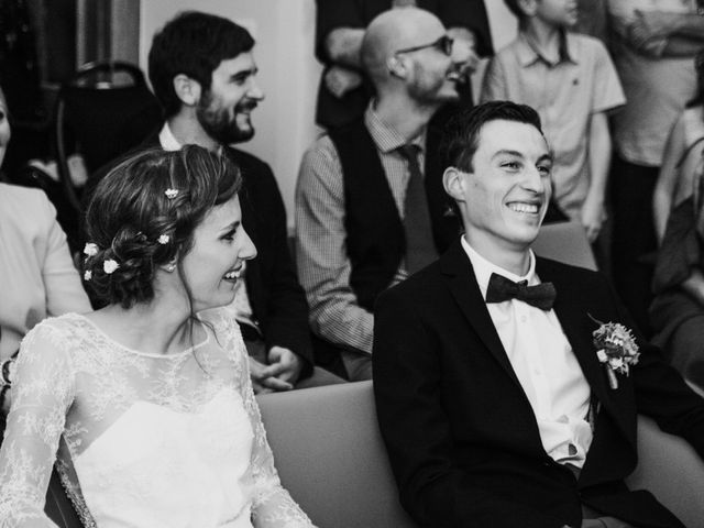 Le mariage de Yohan et Lucie à La Garde-Adhémar, Drôme 11
