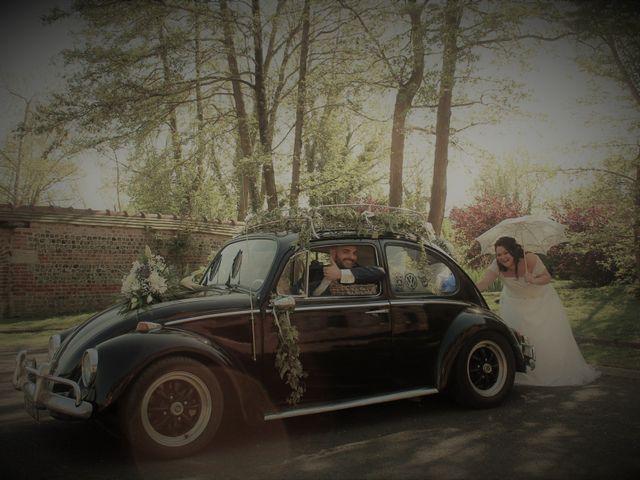 Le mariage de Maxime et Julie à Criel-sur-Mer, Seine-Maritime 4