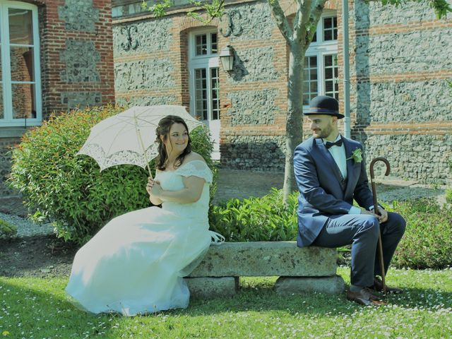 Le mariage de Maxime et Julie à Criel-sur-Mer, Seine-Maritime 5
