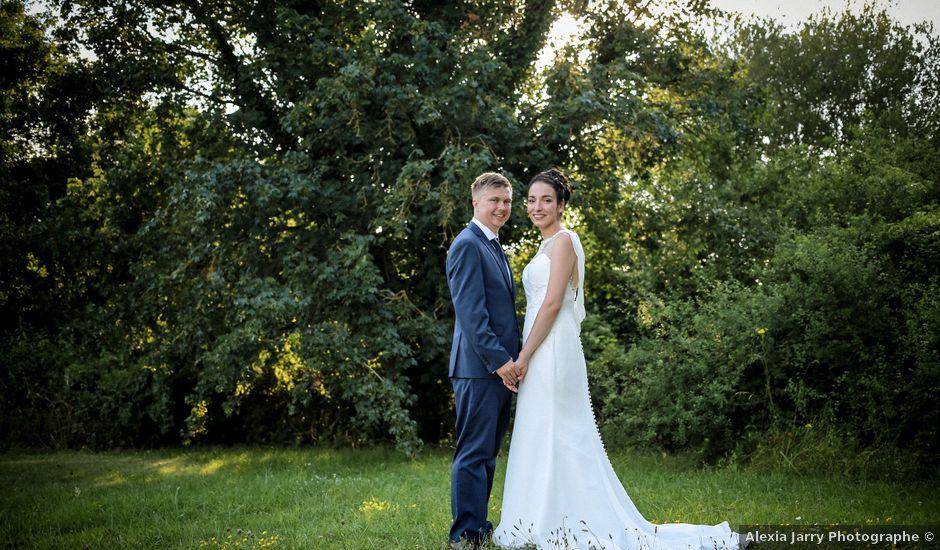 Le mariage de Chistopher et Alexa à Neuville-De-Poitou, Vienne
