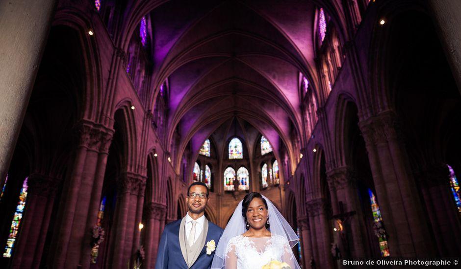 Le mariage de Ted et Bérénice à Lagny-sur-Marne, Seine-et-Marne