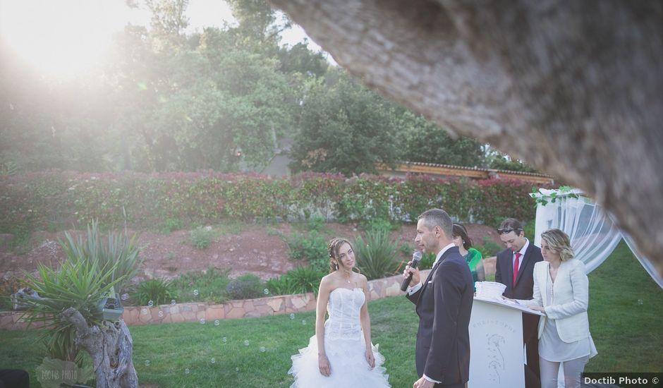 Le mariage de Christophe et Clémence à Brignoles, Var