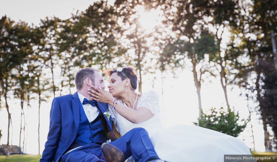 Le mariage de Léonard et Lucie à Colleville, Seine-Maritime