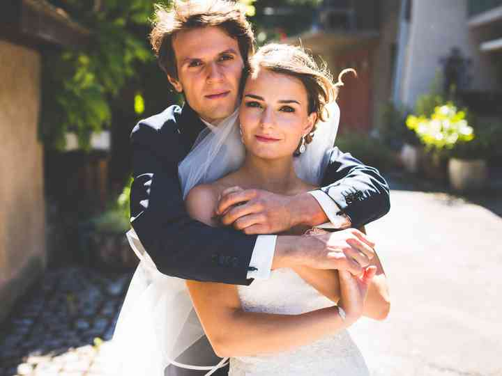 Le mariage de Kéren et Benjamin