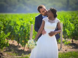 Le mariage de Dolorès et Steve