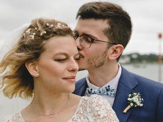 Le mariage de Helène et Victor