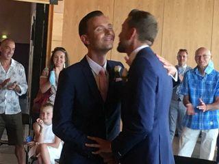 Le mariage de Mickaël  et Jérôme