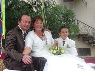 Le mariage de Florence et Eric