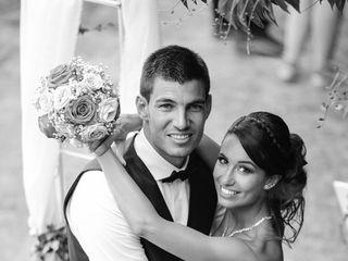 Le mariage de Nora et Gaetan