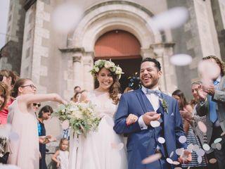 Le mariage de Aurelie et Fernan