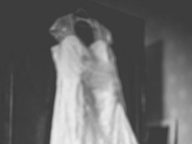 Le mariage de John et Elody à Tuffé, Sarthe 6