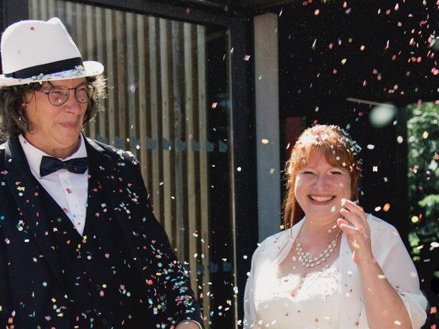 Le mariage de Linda et Christian
