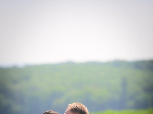 Le mariage de Steve et Dolorès à Villié-Morgon, Rhône 13