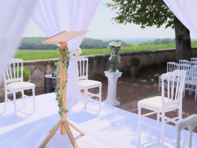 Le mariage de Steve et Dolorès à Villié-Morgon, Rhône 20