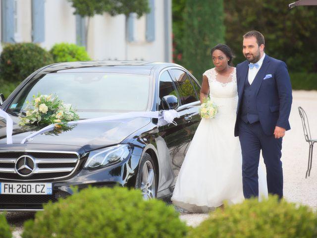 Le mariage de Steve et Dolorès à Villié-Morgon, Rhône 32