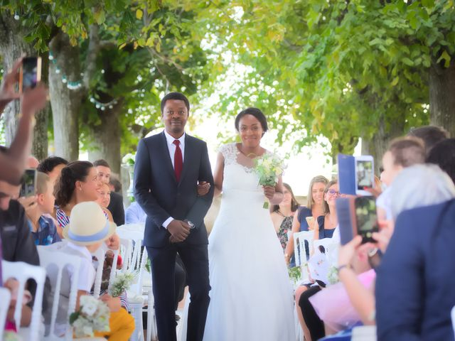 Le mariage de Steve et Dolorès à Villié-Morgon, Rhône 34
