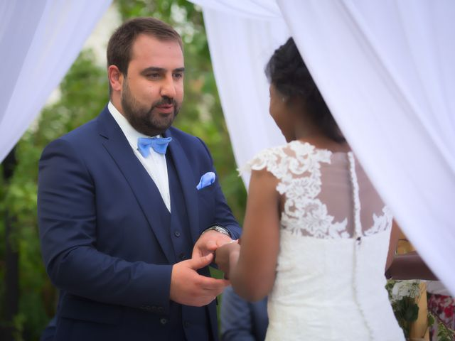 Le mariage de Steve et Dolorès à Villié-Morgon, Rhône 42