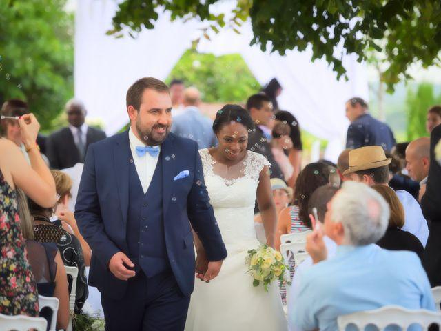 Le mariage de Steve et Dolorès à Villié-Morgon, Rhône 45