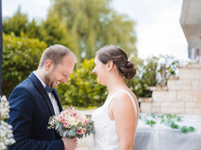 Le mariage de Virginie et Yoann